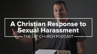 A Christian Response to Sexual Harassment in Hollywood