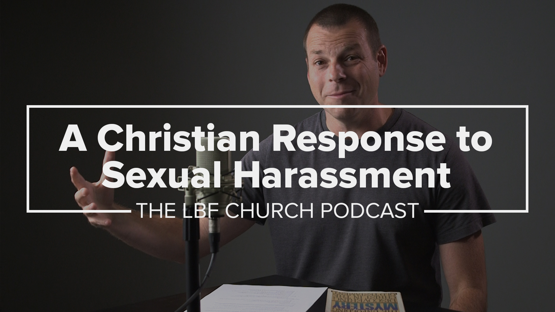 response christian Sexual harassment
