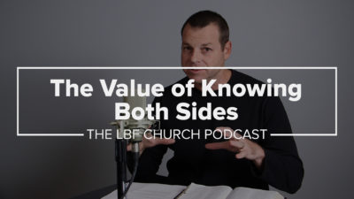 The value of knowing both sides